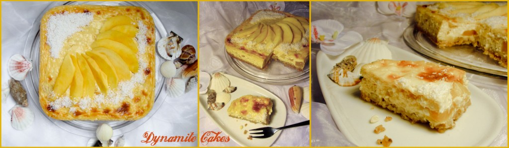 Cottage Mango Cheesecake