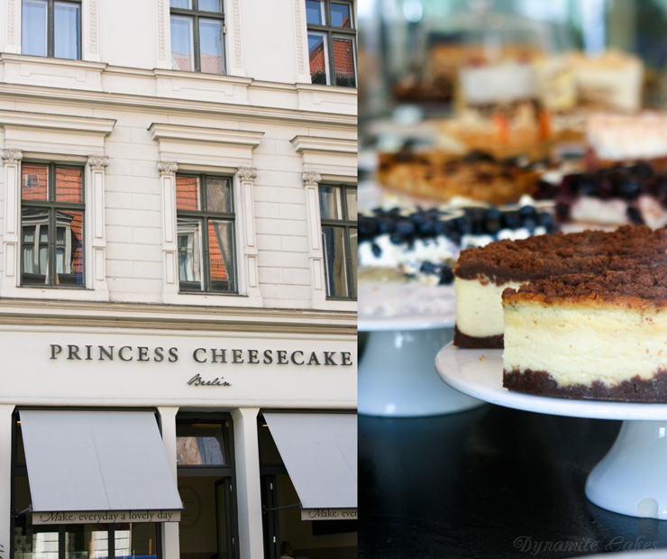 Princess Cheescake Berlin Bloggertreffen