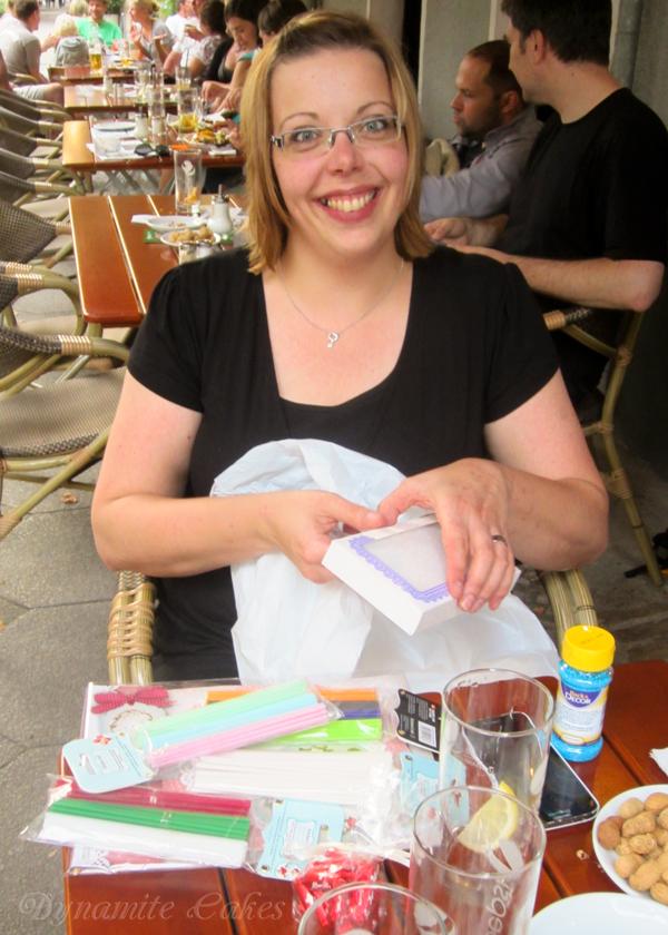 Bloggertreffen Tortenkünstler 2014