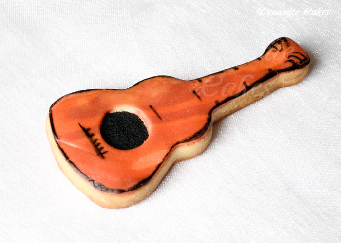 Gitar Cookie
