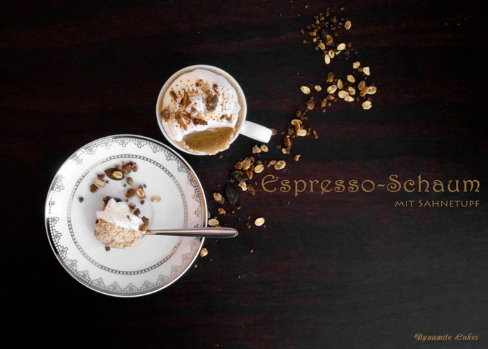 Mousse au Espresso