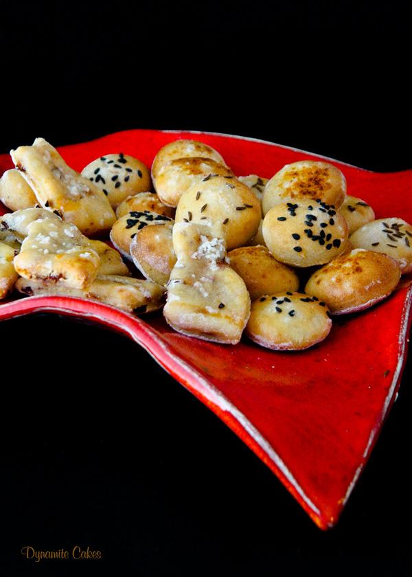 Kartoffelkekse