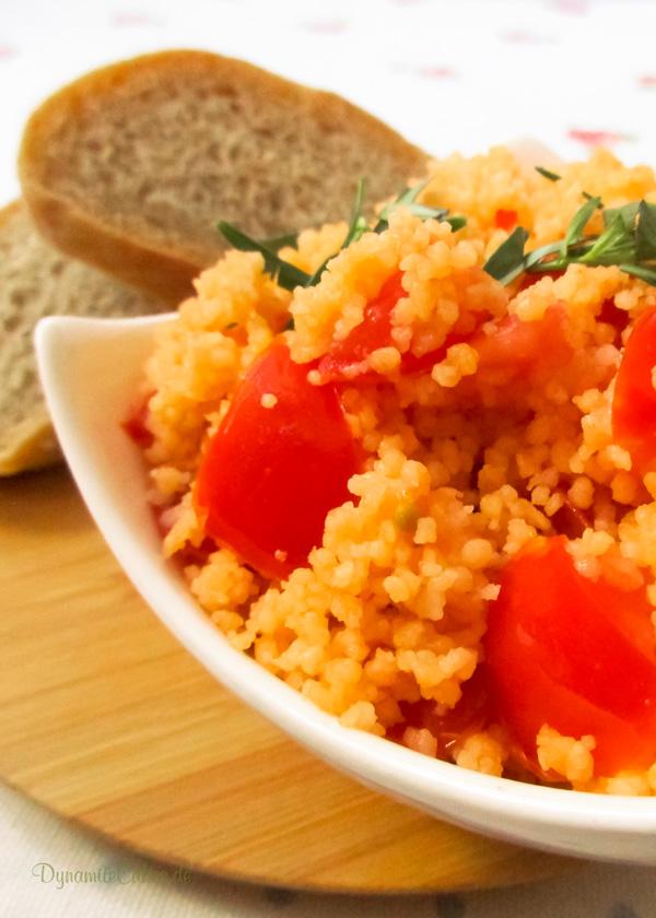 Couscous mit Tomate von DynamiteCakes.de