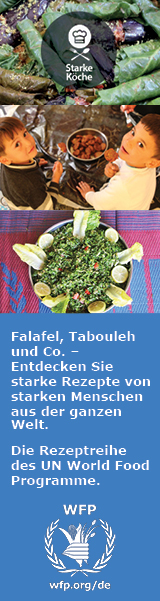 World Food Programme - Starke Köche