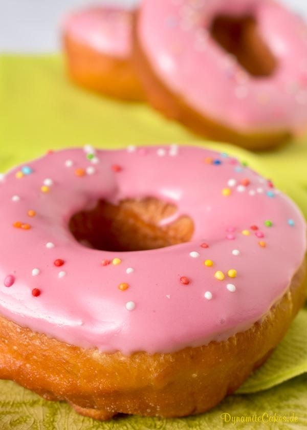 Drunken Donut - Donut mit Bier auf DynamiteCakes.de
