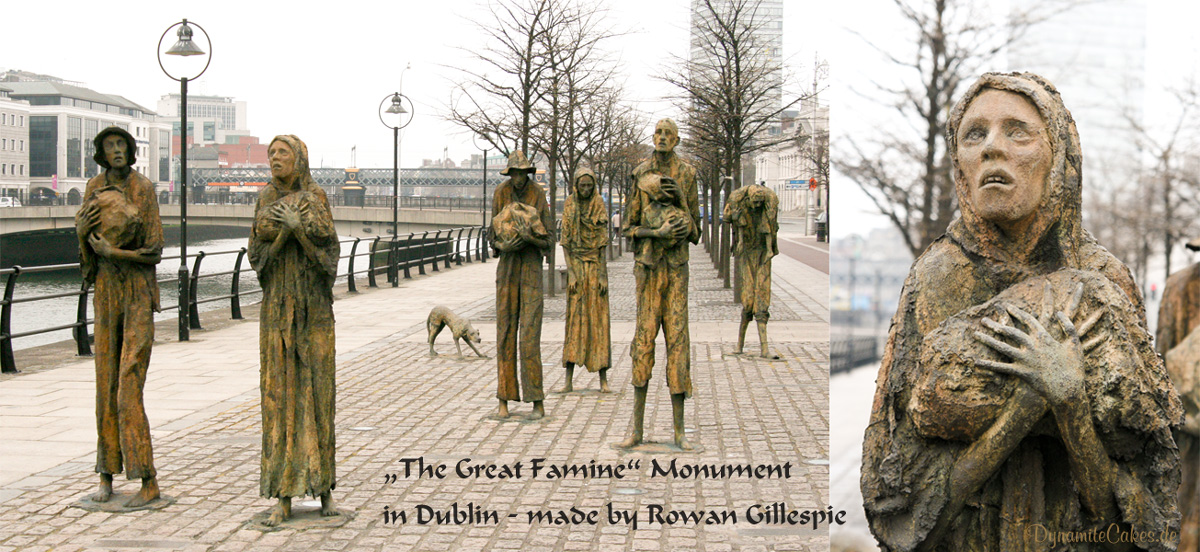 Great Famine Monument