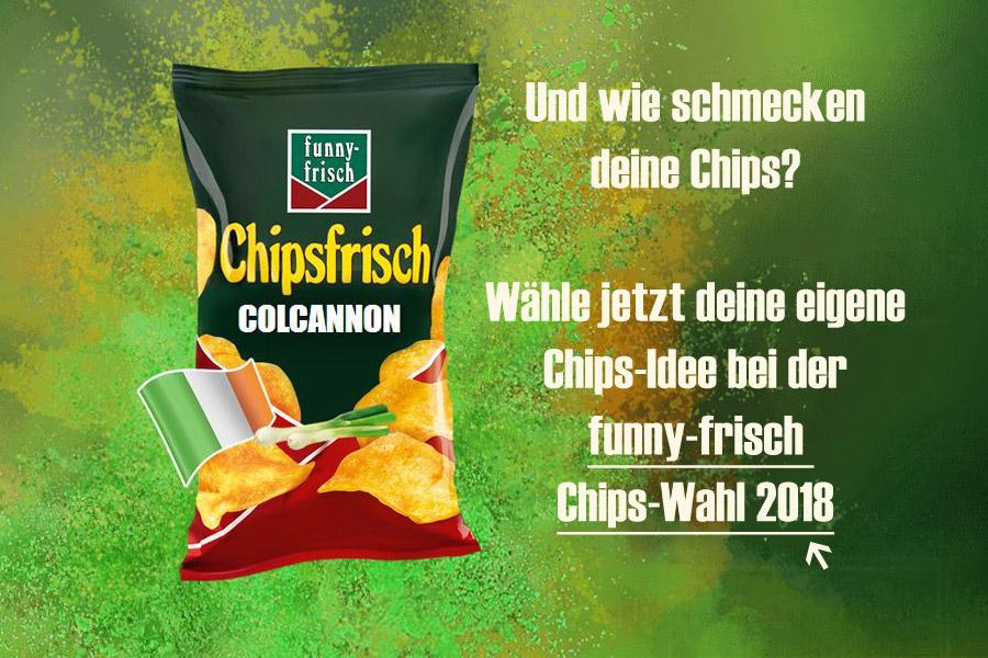funny-frisch Chips-wahl 2018 auf DynamiteCakes.de