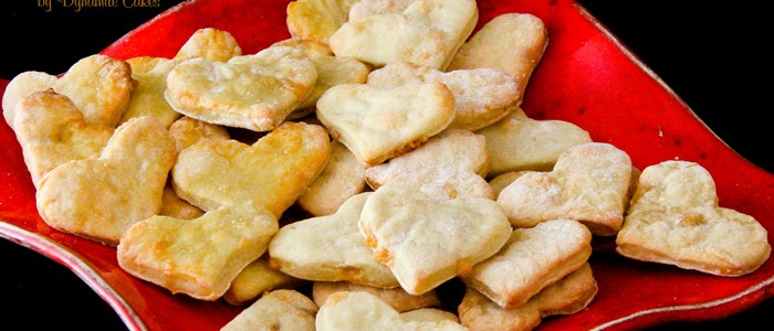 Kartoffelkekse mit Marzipan