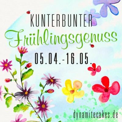 Bloggeburtstag DynamiteCakes Banner