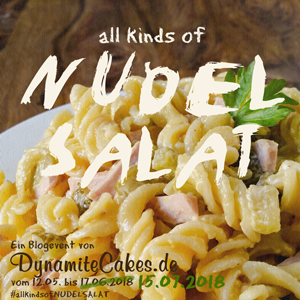Blogevent #allkindsofNUDELSALAT